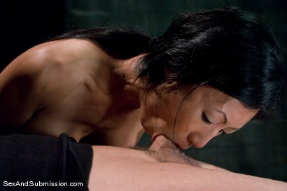 Photo number 11 from Tia Ling shot for Sex And Submission on Kink.com. Featuring Derrick Pierce and Tia Ling in hardcore BDSM & Fetish porn.