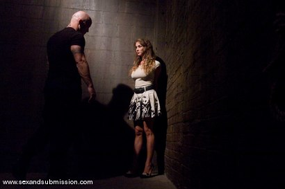Photo number 1 from Felony shot for Sex And Submission on Kink.com. Featuring Derrick Pierce and Felony in hardcore BDSM & Fetish porn.