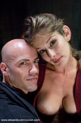 Photo number 15 from Felony shot for Sex And Submission on Kink.com. Featuring Derrick Pierce and Felony in hardcore BDSM & Fetish porn.