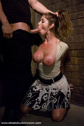 Photo number 3 from Felony shot for Sex And Submission on Kink.com. Featuring Derrick Pierce and Felony in hardcore BDSM & Fetish porn.