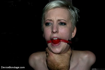 Photo number 9 from Cherry Torn and Sgt. Major shot for Device Bondage on Kink.com. Featuring Cherry Torn and Sgt. Major in hardcore BDSM & Fetish porn.