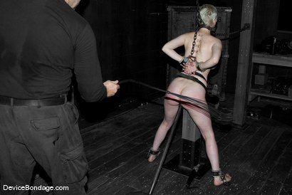 Photo number 12 from Cherry Torn and Sgt. Major shot for Device Bondage on Kink.com. Featuring Cherry Torn and Sgt. Major in hardcore BDSM & Fetish porn.