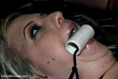 Photo number 4 from Cherry Torn and Sgt. Major shot for Device Bondage on Kink.com. Featuring Cherry Torn and Sgt. Major in hardcore BDSM & Fetish porn.