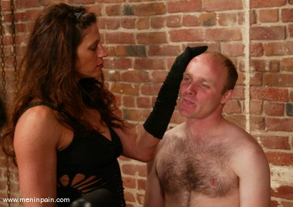 Photo number 15 from Mike and Kym Wilde shot for Men In Pain on Kink.com. Featuring Mike and Kym Wilde in hardcore BDSM & Fetish porn.