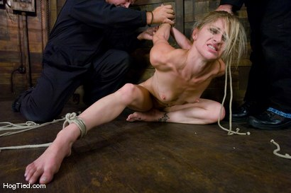 Photo number 4 from Bronco Busting, Tawni Ryden style non stop action shot for Hogtied on Kink.com. Featuring Tawni Ryden in hardcore BDSM & Fetish porn.