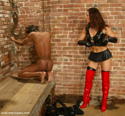 Photo number 14 from Kym Wilde and Kanada shot for Men In Pain on Kink.com. Featuring Kanada and Kym Wilde in hardcore BDSM & Fetish porn.