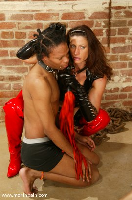 Photo number 12 from Kym Wilde and Kanada shot for Men In Pain on Kink.com. Featuring Kanada and Kym Wilde in hardcore BDSM & Fetish porn.