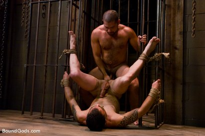 Photo number 10 from Hard Discipline shot for boundgods on Kink.com. Featuring Alessandro Del Toro, Rico and Van Darkholme in hardcore BDSM & Fetish porn.