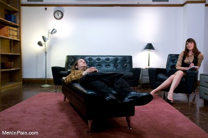 Photo number 1 from Kade and Lexi Bardot shot for Men In Pain on Kink.com. Featuring Kade and Lexi Bardot in hardcore BDSM & Fetish porn.