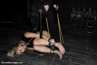 Photo number 3 from Dia Zerva Live aka Feel the Burn shot for Device Bondage on Kink.com. Featuring Dia Zerva in hardcore BDSM & Fetish porn.