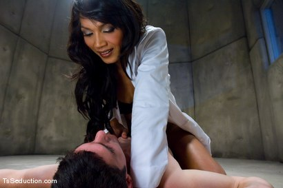 Photo number 4 from Yasmin Lee, Ranger shot for TS Seduction on Kink.com. Featuring Yasmin Lee and Ranger in hardcore BDSM & Fetish porn.