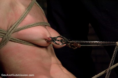 Photo number 11 from Riley Shy: A Bonus Update! shot for Sex And Submission on Kink.com. Featuring James Deen and Riley Shy in hardcore BDSM & Fetish porn.