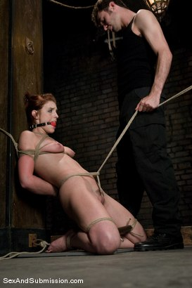 Photo number 10 from Riley Shy: A Bonus Update! shot for Sex And Submission on Kink.com. Featuring James Deen and Riley Shy in hardcore BDSM & Fetish porn.