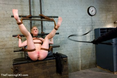 Photo number 7 from The Training Of Dylan, Day One shot for The Training Of O on Kink.com. Featuring Dylan Ryan and Maestro in hardcore BDSM & Fetish porn.