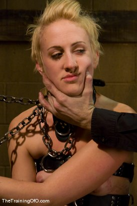 Photo number 12 from The Training of Dylan, Day Two shot for The Training Of O on Kink.com. Featuring Dylan Ryan and Maestro in hardcore BDSM & Fetish porn.