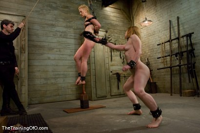 Photo number 5 from The Training of Dylan, Day Four shot for The Training Of O on Kink.com. Featuring Dylan Ryan, Maestro and Madison Young in hardcore BDSM & Fetish porn.