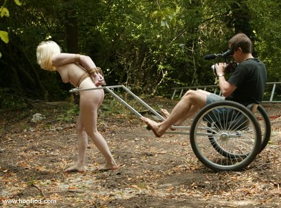 Photo number 13 from Cowgirl shot for Hogtied on Kink.com. Featuring Cowgirl in hardcore BDSM & Fetish porn.