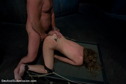 Photo number 8 from Jade Marxxx shot for Sex And Submission on Kink.com. Featuring Mark Davis and Jade Marxxx in hardcore BDSM & Fetish porn.