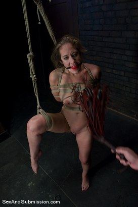 Photo number 10 from Jade Marxxx shot for Sex And Submission on Kink.com. Featuring Mark Davis and Jade Marxxx in hardcore BDSM & Fetish porn.