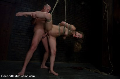 Photo number 13 from Jade Marxxx shot for Sex And Submission on Kink.com. Featuring Mark Davis and Jade Marxxx in hardcore BDSM & Fetish porn.