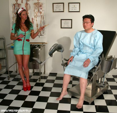 Photo number 7 from Dave and Kym Wilde shot for Men In Pain on Kink.com. Featuring Kym Wilde and Dave in hardcore BDSM & Fetish porn.