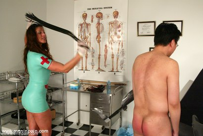 Photo number 4 from Dave and Kym Wilde shot for Men In Pain on Kink.com. Featuring Kym Wilde and Dave in hardcore BDSM & Fetish porn.