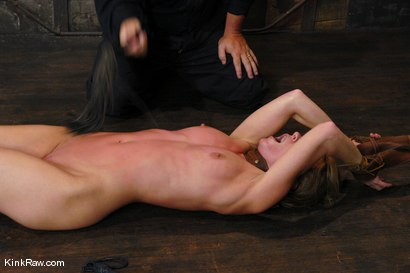 Photo number 1 from Whip or Tickle 1<br />A severe flogging and tickling shoot! shot for Kink Raw Test Shoots on Kink.com. Featuring Ariel X in hardcore BDSM & Fetish porn.