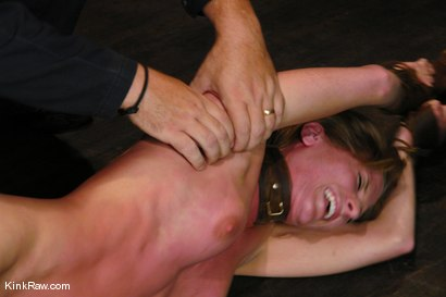 Photo number 7 from Whip or Tickle 1<br />A severe flogging and tickling shoot! shot for Kink Raw Test Shoots on Kink.com. Featuring Ariel X in hardcore BDSM & Fetish porn.