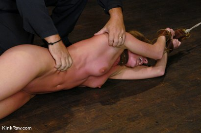 Photo number 10 from Whip or Tickle 1<br />A severe flogging and tickling shoot! shot for Kink Raw Test Shoots on Kink.com. Featuring Ariel X in hardcore BDSM & Fetish porn.