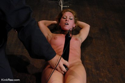 Photo number 11 from Whip or Tickle 1<br />A severe flogging and tickling shoot! shot for Kink Raw Test Shoots on Kink.com. Featuring Ariel X in hardcore BDSM & Fetish porn.