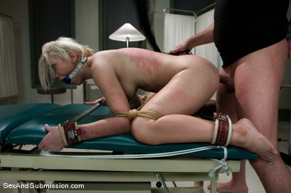 Photo number 13 from Nurse Sin shot for Sex And Submission on Kink.com. Featuring Mark Davis and Samantha Sin in hardcore BDSM & Fetish porn.