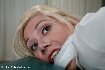 Photo number 6 from Nurse Sin shot for Sex And Submission on Kink.com. Featuring Mark Davis and Samantha Sin in hardcore BDSM & Fetish porn.