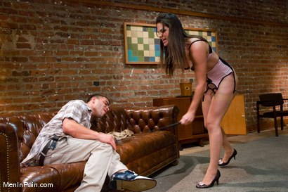 Photo number 3 from Psycho Bitch shot for Men In Pain on Kink.com. Featuring Bobbi Starr and Rico in hardcore BDSM & Fetish porn.
