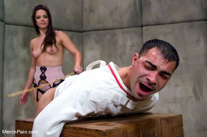 Photo number 8 from Psycho Bitch shot for Men In Pain on Kink.com. Featuring Bobbi Starr and Rico in hardcore BDSM & Fetish porn.