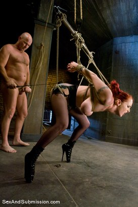 Photo number 11 from Return of Berlin shot for Sex And Submission on Kink.com. Featuring Mark Davis and Mz Berlin in hardcore BDSM & Fetish porn.