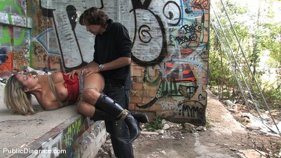 Photo number 13 from BEST OF EUROPE: Daria shot for Public Disgrace on Kink.com. Featuring Daria Glower in hardcore BDSM & Fetish porn.