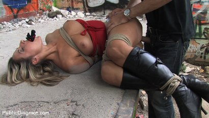 Photo number 11 from BEST OF EUROPE: Daria shot for Public Disgrace on Kink.com. Featuring Daria Glower in hardcore BDSM & Fetish porn.