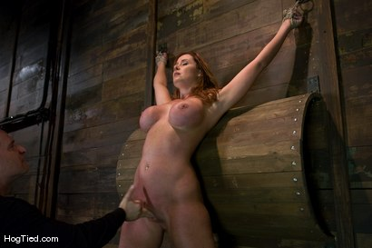 Photo number 5 from Christine is back for more screaming orgasms shot for Hogtied on Kink.com. Featuring Christina Carter in hardcore BDSM & Fetish porn.