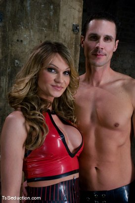 Photo number 2 from Kelly in Latex shot for TS Seduction on Kink.com. Featuring MrsKellyPierce and Erik Daniels in hardcore BDSM & Fetish porn.