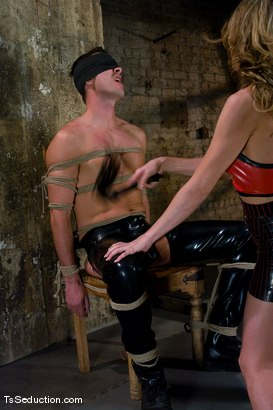 Photo number 5 from Kelly in Latex shot for TS Seduction on Kink.com. Featuring MrsKellyPierce and Erik Daniels in hardcore BDSM & Fetish porn.