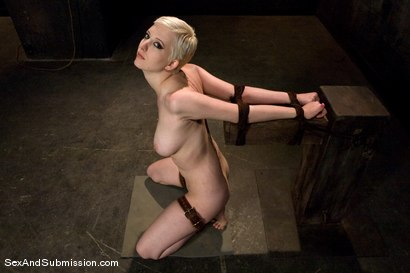 Photo number 4 from Cherry Submits shot for Sex And Submission on Kink.com. Featuring Mark Davis and Cherry Torn in hardcore BDSM & Fetish porn.