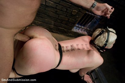 Photo number 8 from Cherry Submits shot for Sex And Submission on Kink.com. Featuring Mark Davis and Cherry Torn in hardcore BDSM & Fetish porn.
