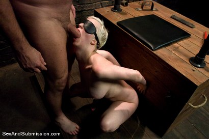 Photo number 10 from Cherry Submits shot for Sex And Submission on Kink.com. Featuring Mark Davis and Cherry Torn in hardcore BDSM & Fetish porn.