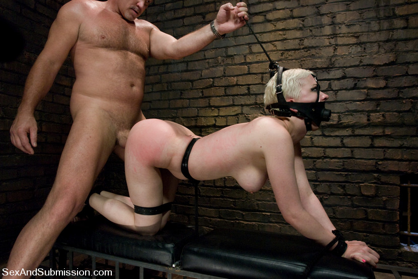Kink torn sex and submission
