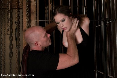 Photo number 3 from Charlotte Vale shot for Sex And Submission on Kink.com. Featuring Mark Davis and Charlotte Vale in hardcore BDSM & Fetish porn.