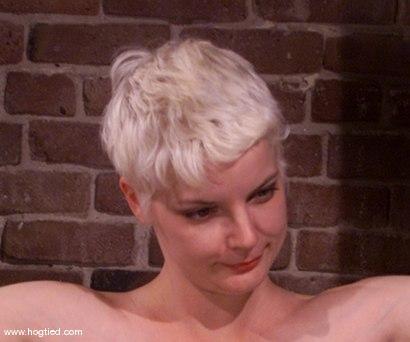 Photo number 15 from Rose shot for Hogtied on Kink.com. Featuring Rose in hardcore BDSM & Fetish porn.