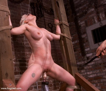 Photo number 3 from Rose shot for Hogtied on Kink.com. Featuring Rose in hardcore BDSM & Fetish porn.