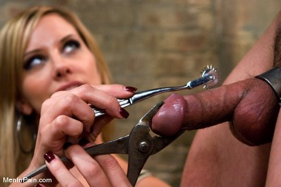 Photo number 8 from The Name is Maitresse, Don't Fuck it Up shot for Men In Pain on Kink.com. Featuring Rico and Maitresse Madeline Marlowe in hardcore BDSM & Fetish porn.