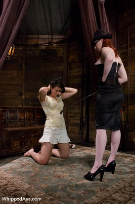 Photo number 1 from Penny Play shot for Whipped Ass on Kink.com. Featuring Claire Adams and Penny Barber in hardcore BDSM & Fetish porn.