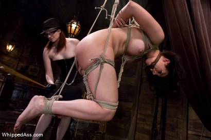 Photo number 6 from Penny Play shot for Whipped Ass on Kink.com. Featuring Claire Adams and Penny Barber in hardcore BDSM & Fetish porn.